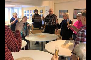 Kehitysvammatuki 57 ry:n Vuoden 2020 vapaaehtoisiksi on valittu Eila Snellman ja Leena Tuomola